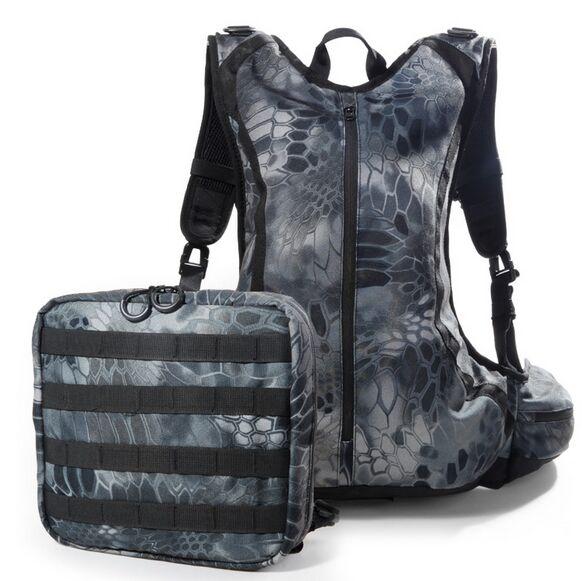 Prix pour Crotales paquet tactique python lignes camouflage chasse collier pour un cheval étanche randonnée sac à dos sac, monter mon truc