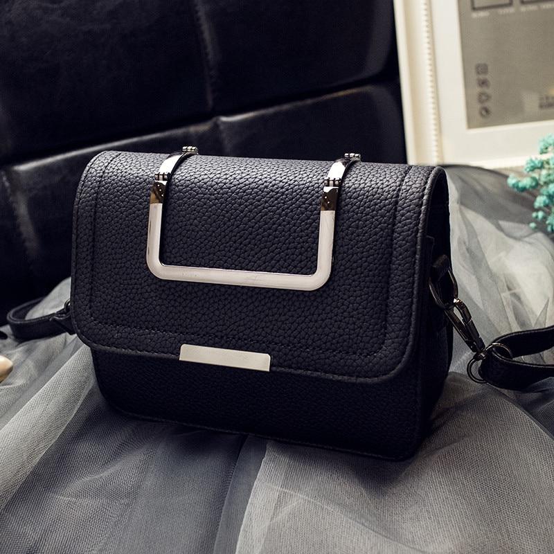 YBYT brand 2017 women fashion sequined flap bags  hotsale vintage casual coin purses handbag joker ladies shoulder messenger bag  недорого