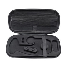 Zíper saco De Armazenamento bolsa de armazenamento EVA Rígido Carry Case capa para MDF 3 M medidor de Estetoscópios Littmann Cardiology & Dedo Ox pack