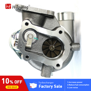 Image 5 - Per turbocompressore Toyota ct26 turbo per Toyota Landcruiser 4.2 TD 1HD T 160 Hp 167 HP 17201 17010 1720117010 equilibrata turbina