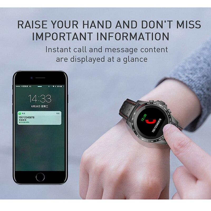 Saatler'ten Dijital Saatler'de SANDA Moda Dijital Bilezik akıllı saat Erkek Deri Kayış nabız monitörü Kan Basıncı Spor Izci Su Geçirmez Izle'da  Grup 3