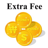 Extra Fee for your Order as Discussed