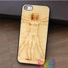 Da Vinci Vitruvian Man Case for iPhone