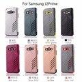Para samsung galaxy grand prime g532m j2 caso capa de silicone + plástico duro quadro para samsung galaxy j2 prime caso de telefone
