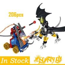цена на Ninjagoe Blocks Dragon War knight  Children Kids DIY Toys Gifts Building Blocks bricks Gifts Toys Ninja