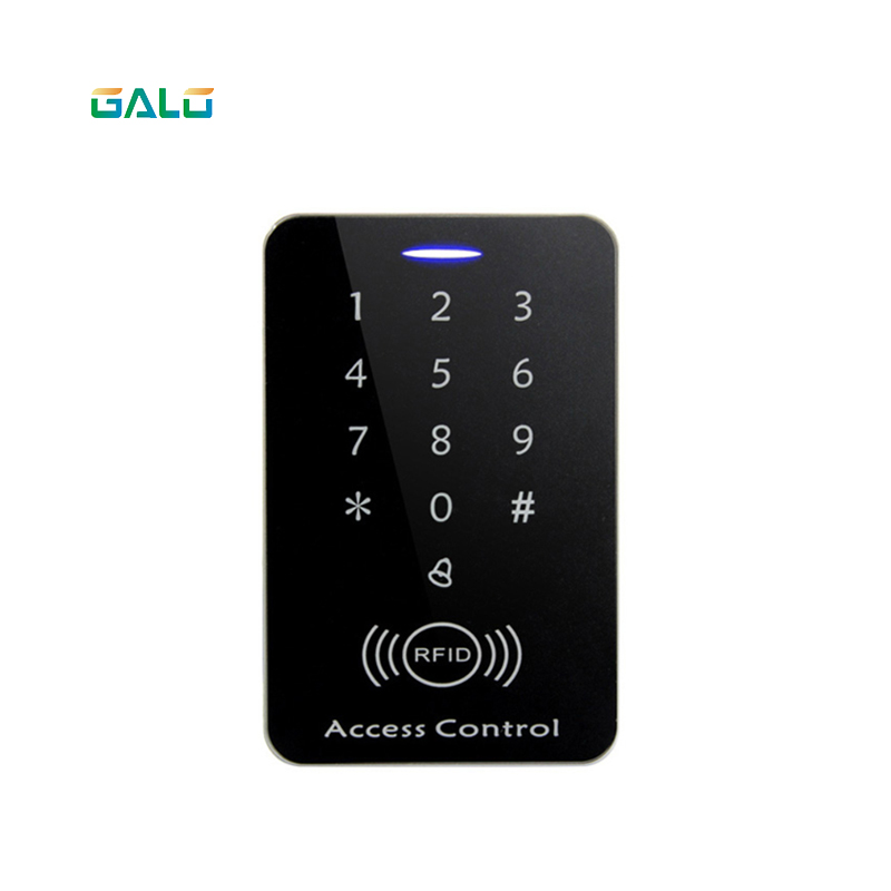 RFID Access Control System Security Proximity Entry Door Lock anti jamming Induction distance Support the iron door in Access Control Kits from Security Protection