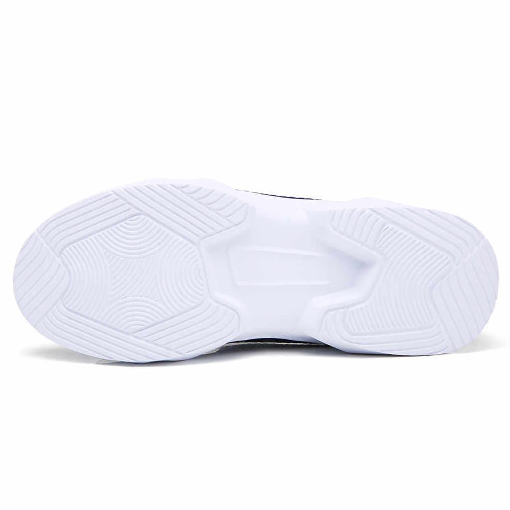 KANCOOLD ファッション屋外女性スニーカーカジュアルスポーツシューズレジャーアスレチック通気性トレーナー基本快適な靴
