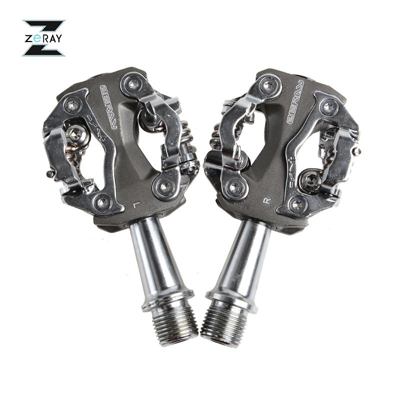 ФОТО ZERAY Sealed Bearing Cycling Road Bike MTB Cycle Ultralight Pedals Die Casting Aluminum Pedals Bicycle Parts