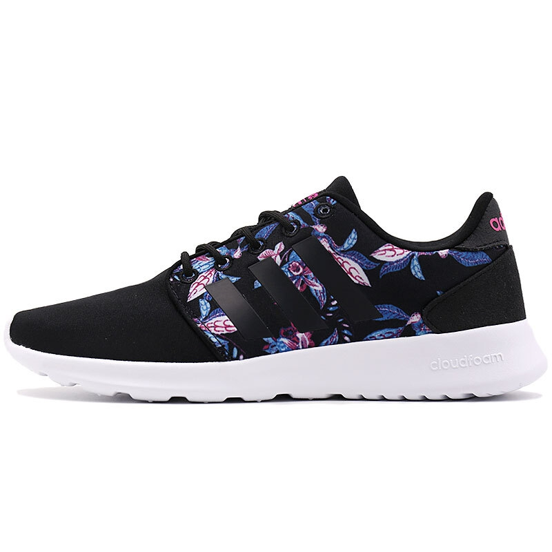 separation shoes 364ce c4e18 ... ireland original adidas neo label cloudfoam qt racer w womens  skateboarding 63c28 fa612