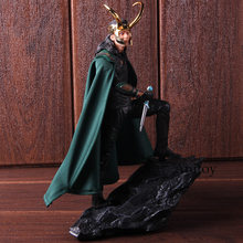 Marvel thor 3 ragnarok loki 1/6th escala ferro estúdios figura de ação collectible modelo brinquedo(China)