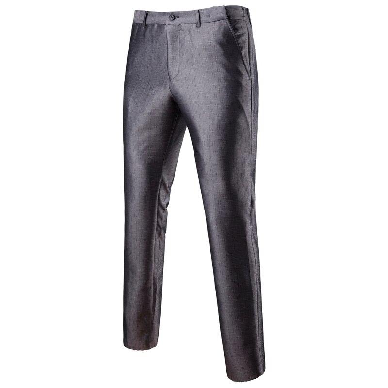 Un Pantalones Novio Gris 4xl Formal 2018 Negocios Traje Solo Hombre Show chaqueta  Unidades Picture Para ... d5ebbd4230c