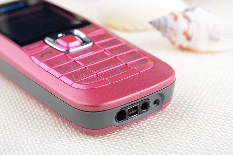 Refurbished Original Unlocked Nokia 2610 the Cheapest multi-language Cellphone white 15