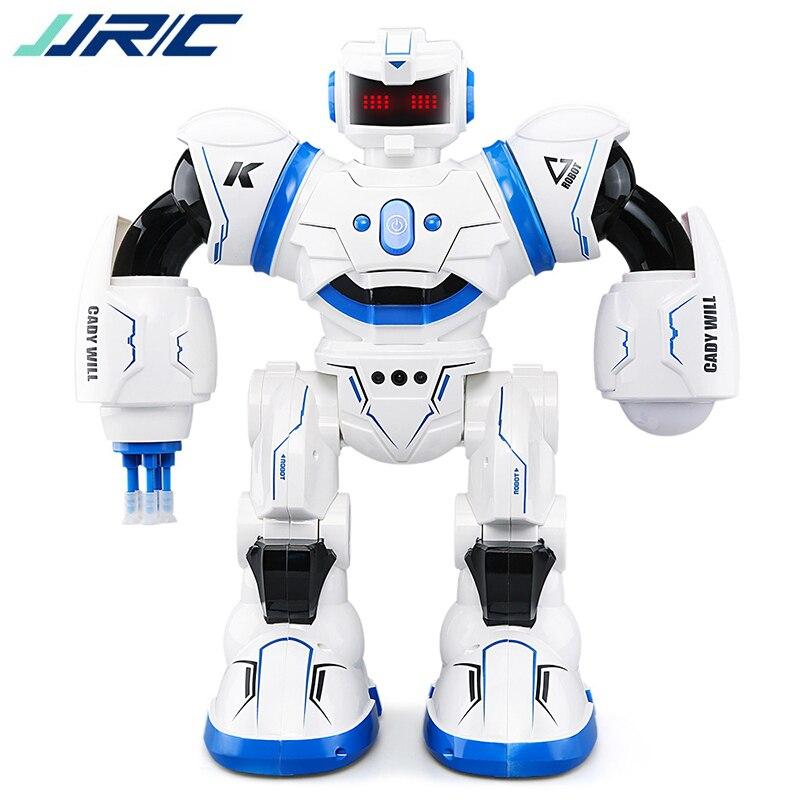 JJRC R3 robot rc CADY SERA Capteur Smart Control Combat Danse Geste rc robot jouet pour Enfants cadeau de noël Présent VS R1 R2