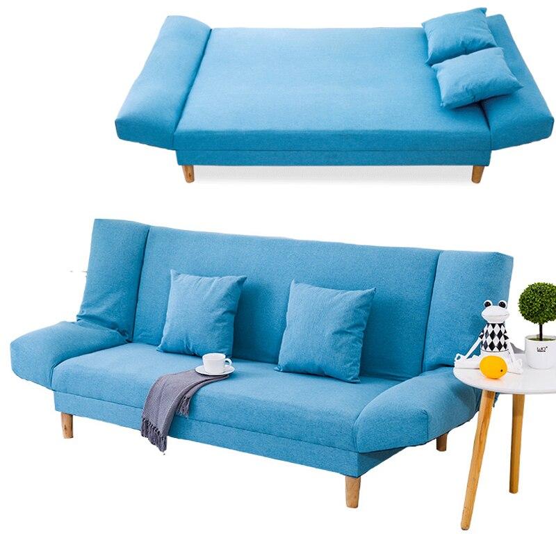 Recliner Sofa Fold-Chair Living-Room Adjustable Tatami Lazy Office Multifunctional 5-Gears