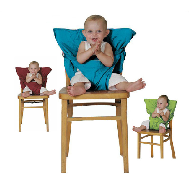 Baby Chair Portable Infant Seat Product Dining Lunch Chair / Seat Safety Belt Feeding High Chair Harness Baby Carrier 8501