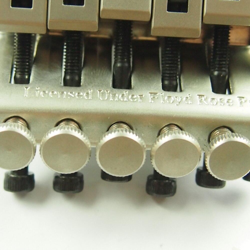 Doble puente giratorio Lic Tremolo Elecric Guitar Bridge Doble - Instrumentos musicales - foto 4