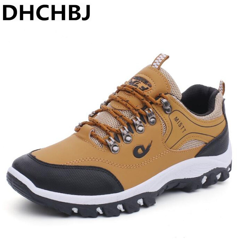 Men Outdoor Sneakers Breathable Hiking Shoes New brand Male Boys Outdoor  Climbing Sneakers Trekking Trail sport Shoes HA 95|Hiking Shoes| -  AliExpress