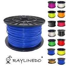 Blue Color 1Kilo/2.2Lb Quality PLA 1.75mm 3D Printer Filament 3D Printing Pen Materials