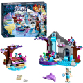 Bela 10410 Elves Naida's Spa Secret building Blocks Bricks Toys for children Toys Compatible with Decool Lepin 41072