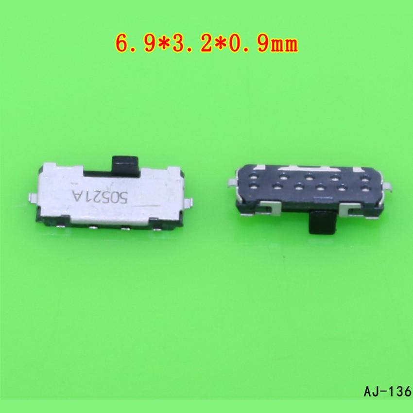 20PCS TC-1212T 12x12x7.3 mm Tact Tactile Push Button Momentary PCB Switch