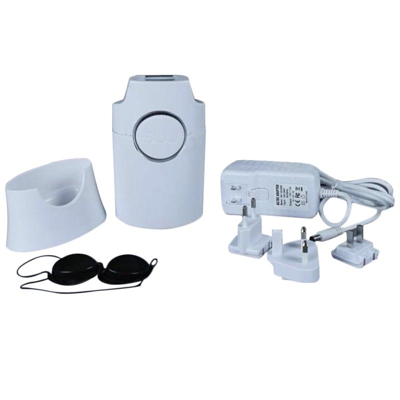 Mini Painless IPL Permanent Hair Removal Laser Hair Epilator Depilador 120000 Pulses Home Bikini Lightsheer Beauty Device