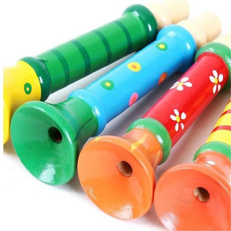Toy-Musical-Instrumen-Multi-Color-Baby-kids-Wooden-Horn-Hooter-Trumpet-Instruments-Music-Toys-Best-seller-Toy-For-Kids-Children-4