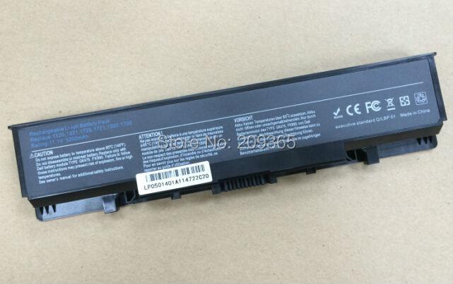Ноутбук Батарея для Dell Inspiron 1520 1521 1720 1721 PP22L PP22X FK890 FP282 GK479 NR239 312-0576