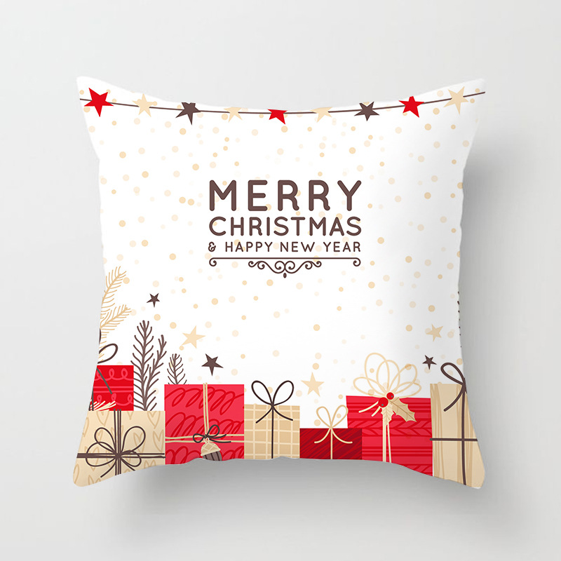 Merry Christmas Decorations For Home Decoration Noel 2018 Christmas Ornaments Christmas 2018 Decor Pillow Case Gifts Xmas Decor  (13)