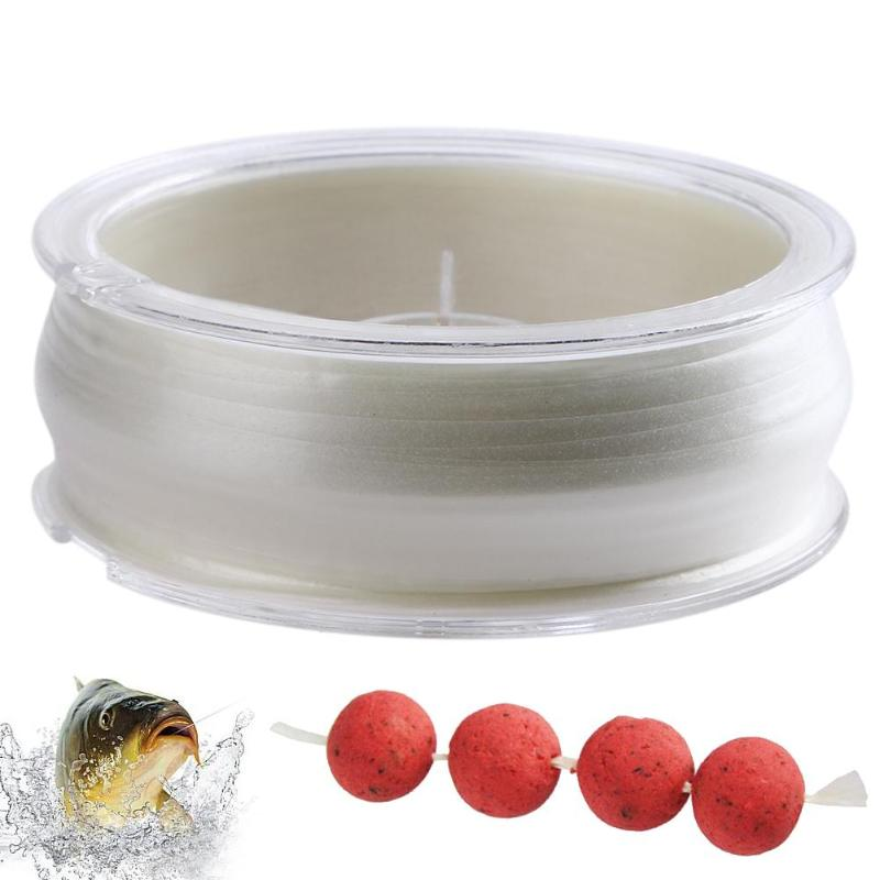1 Roll 10mm X 20m PVA Tape Fast Dissolving Carp Fishing Tackle Accessories Fishing Tools Bollie String Fast Dissolving Props