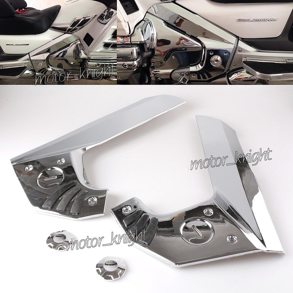 Бумеранг FRAME Чехлы для 2001 2017 HONDA GOLD WING GL1800 модели обтекателя кадров охватывает