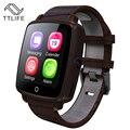 Горячая TTLIFE Бренд Спорт Шагомер С СИМ Камеры Smartwatch Наручные Часы Bluetooth Smart Watch Для Android Смартфонов Россия T50