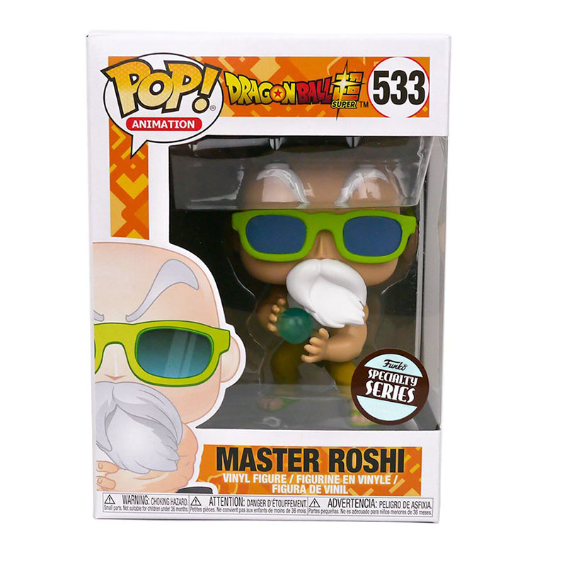 Figurine Dragon Ball Super Master Roshi Seciality Series Pop 10cm