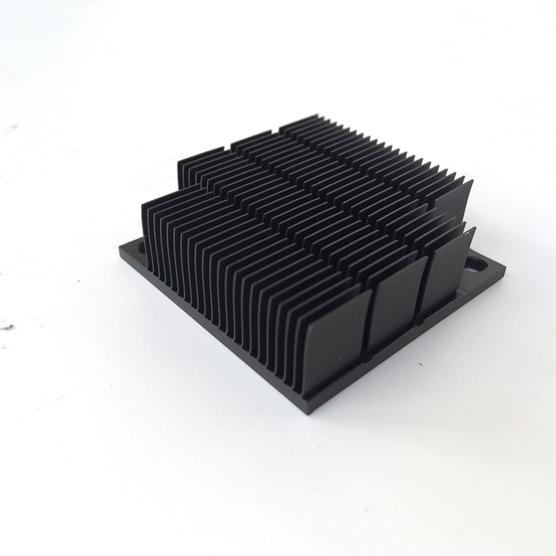 Image 4 - Aluminum HeatSink Heat Sink radiator for electronic Chip LED RAM COOLER cooling 40*40*12.7mm Aluminum High Quality YL 0030-in Fans & Cooling from Computer & Office