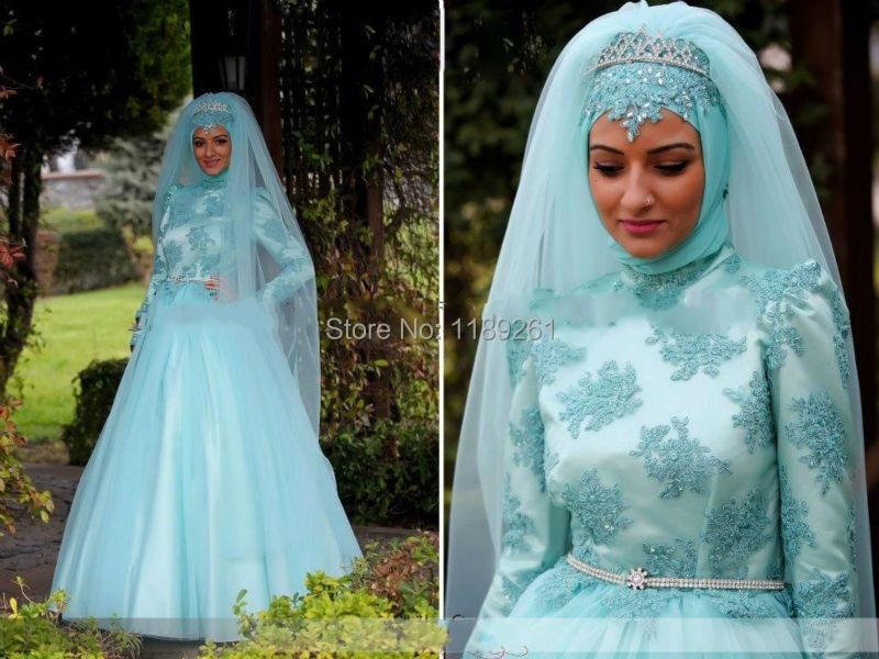 Popular Ice Blue Wedding Dresses-Buy Cheap Ice Blue