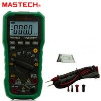 Mastech ms8150a 디지털 4000 카운트 자동 범위 멀티 미터 전압 전류 저항 tecrep 테스터 전류계 진단 도구