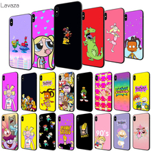 Lavaza Anime Port Rouge Soft Case for Apple iPhone 6 6S 7 8 Plus 5 5S SE X XS MAX XR TPU Cover