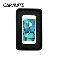 CARMATE Car Anti Slip Phone Holder Pad Rubber Mobile Sticky Dashboard Phone Shelf Antislip Mat For