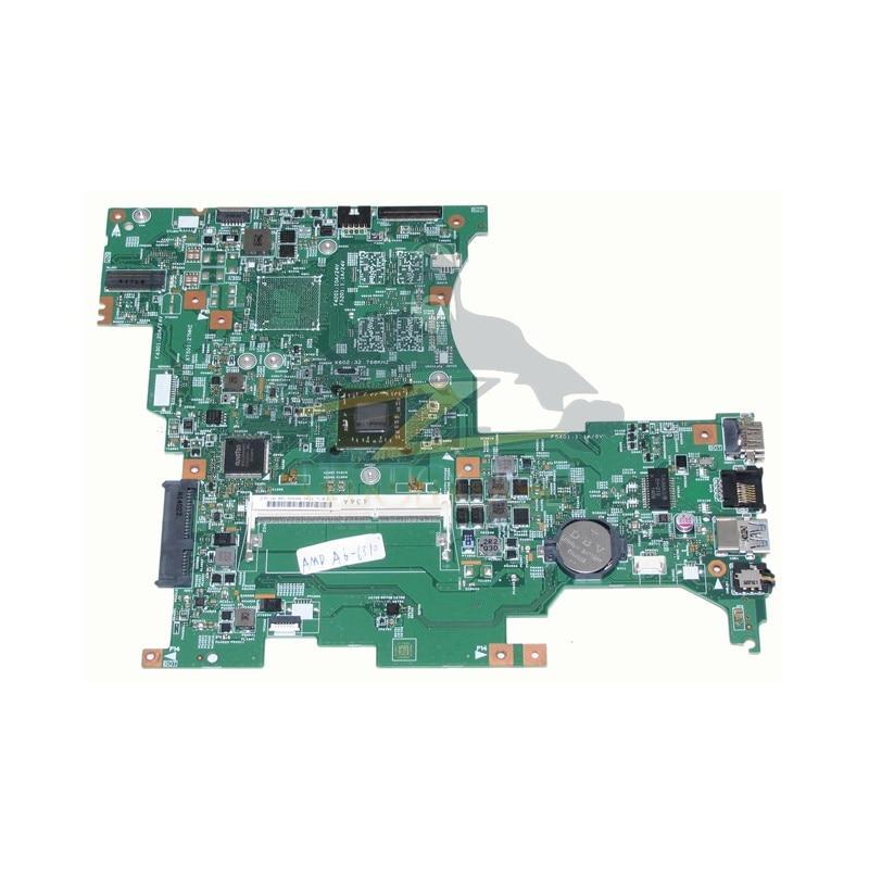 LF145M MB 13287 1 448.00Y02.0011 for lenovo FLEX 2 14D laptop motherboard A6 6310 CPU DDR3