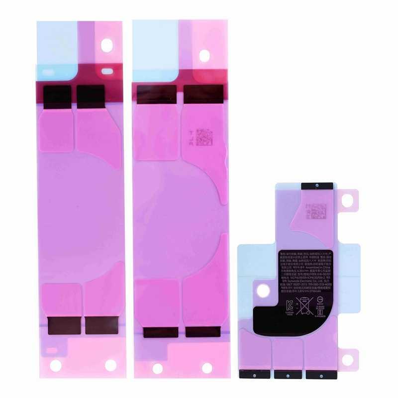 5 pcs Batterij Sticker voor iPhone 6 6 S Plus 7 7 Plus Dubbele Tape Pull Reis Lijm Vervanging onderdelen
