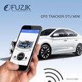 Otu mini tracker gps gsm sms que sigue el dispositivo con el teléfono inteligente android/ios/iphone app