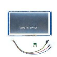 Anglais Version Nextion 7.0 «HMI Intelligent LCD Écran Difficile Module D'affichage pour Arduino LCD TFT Framboise Pi ESP8266