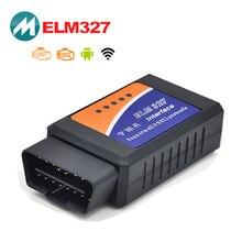 ELM 327 V1.5 wifi adapter Works On Android Torque Elm327 Bluetooth V1.5 Interface OBD2 / OBD II Auto Car Diagnostic-Scanner