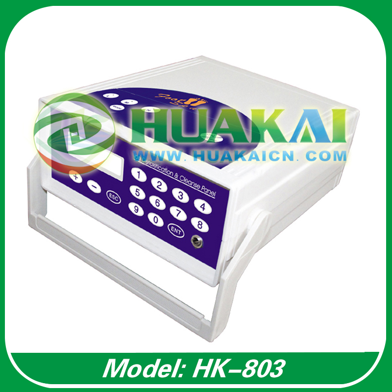 Portable LCD Detox Machine Cell Ionic Aqua Foot Spa vento spa aqua la 1500