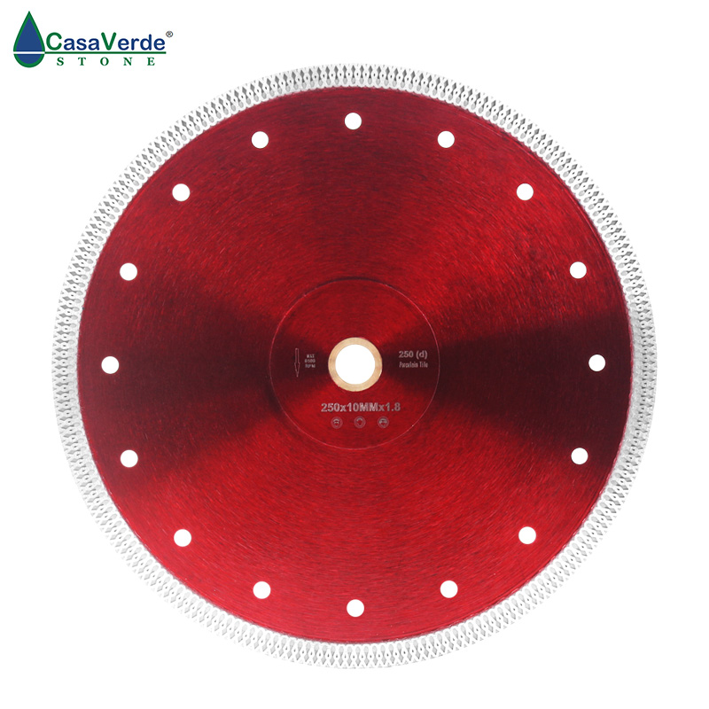 Free shipping DC-SXSB08 10 inch super thin diamond porcelain saw blade 250mm for porcelain and ceramic tile cutting free shipping magnetize for screwdriver plus porcelain degaussing degaussing minus porcelain disassemble charge sheet page 3