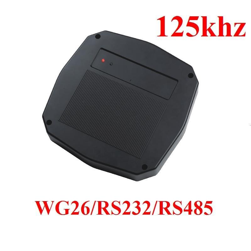 1M 3.28ft Middle Reading Distance Range WG 26 bit 125KHz EM ID RFID Reader/access control long range reader tarjeta antenna reader self efficacy and reading instruction