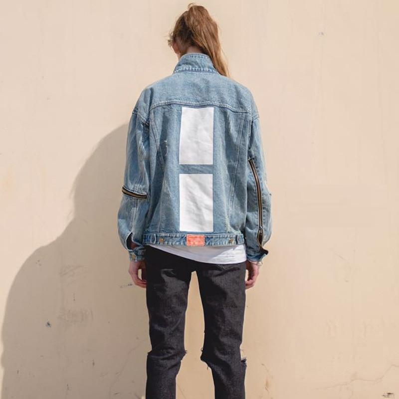 Automne Casual Veste Vêtements 2017 Jeans Printemps Nouvelle blue Black Mode Hommes Denim Vestes Arrivée Marque Homme BrxeCodW