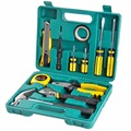 Portable Car Accessory Car Combination Tool Kit 12 Pieces in 1 for Emergency Repairs