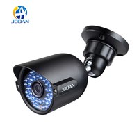 JOOAN 504YRC T CMOS 800TVL Waterproof Bullet Camera 24 IR Leds Surveillance CCTV Camera White