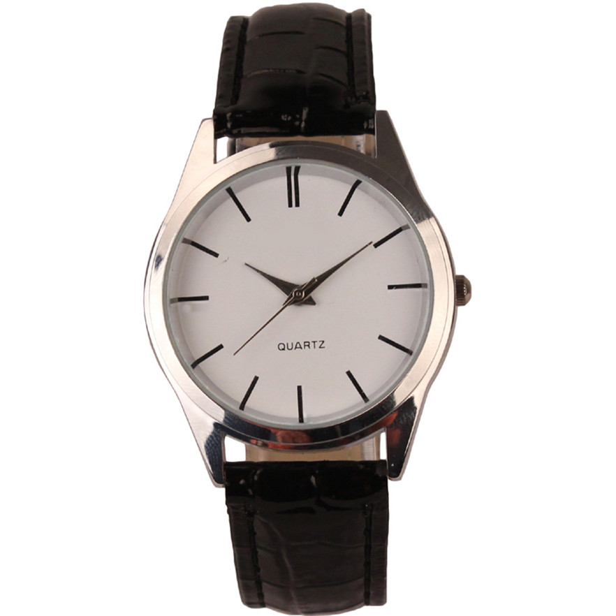 45a088d3c3a Dropwow OTOKY Fashion Casual Mens Watches Top Brand Luxury Leather ...