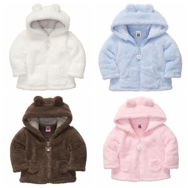 Estilo de capa, ropa de invierno, nuevo 2014, desgaste del bebé, ropa del bebé, de la muchacha, capa caliente, niños sudaderas con capucha, ropa de los cabritos